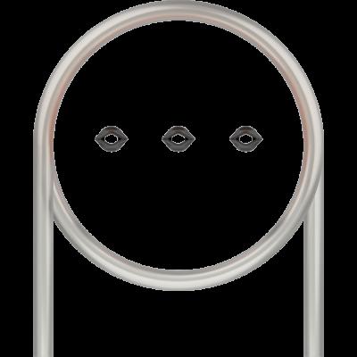Tube Set 3x1m